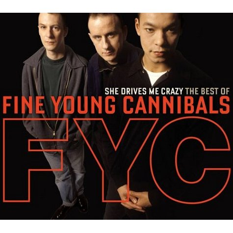 Fine Young Cannibals F.Y.C. The Flame